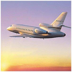 falcon 90 avionjpg